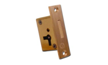 Asec No 15 4 Lever Mortice Cupboard Lock