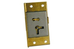 Asec No 20 1 Lever Cut Cupboard Lock