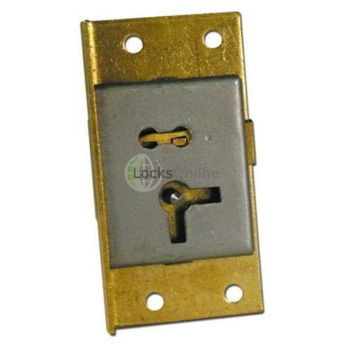 Main photo of Asec No 20 1 Lever Cut Cupboard Lock