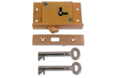 Aldridge No 80 4 Lever Cut Hookbolt Sliding Cupboard Door