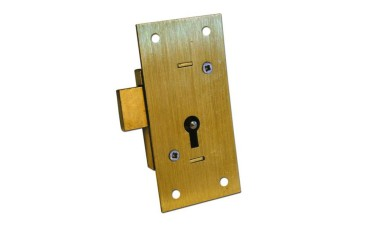Aldridge No 36 2 Lever Straight Cupboard Lock