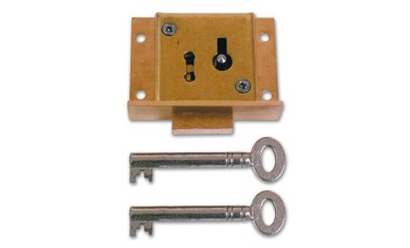 Aldridge No 41 4 Lever Till Lock
