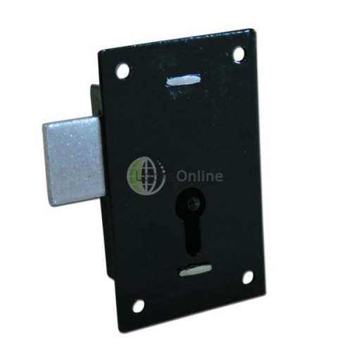 Main photo of Asec 1 Lever Straight Cupboard Lock