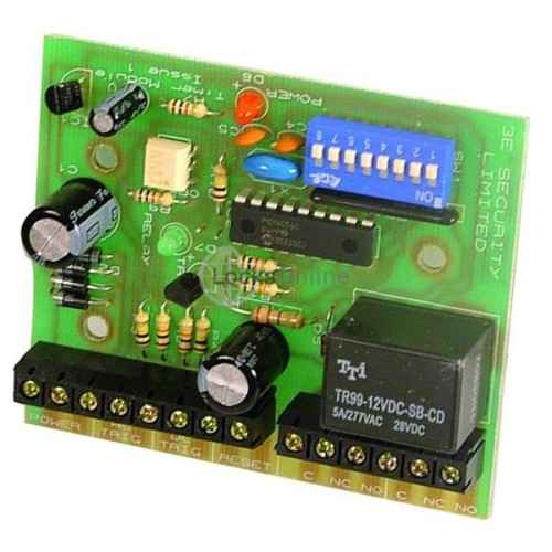 Main photo of LocksOnline 1225 Universal Timer Relay