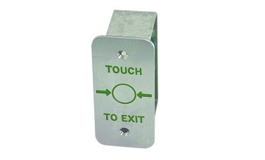 Asec Narrow Style Touch Sensitive Plate