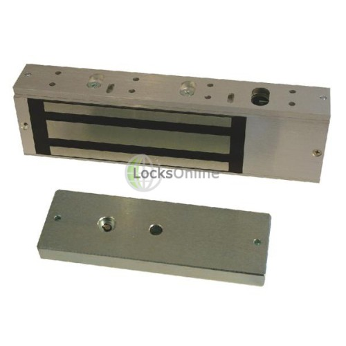Main photo of 10010 Standard Series Electro Magnetic Lock (maglock) Single (Holding Force 510kg / 1120lbs)