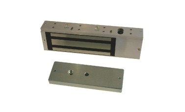 10020 Monitored Standard Series Electro Magnetic Lock (maglock) Double (Holding Force 510kg / 1120lbs Per Door)