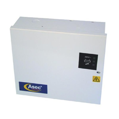 Main photo of Asec Boxed 12V Power Supply