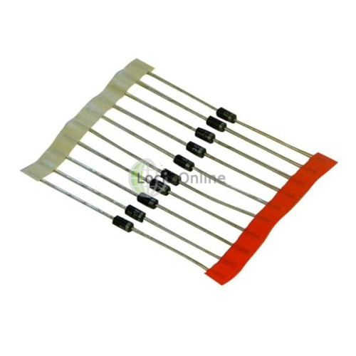 Main photo of Asec IN4001 Semi-conductor diode