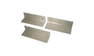 Asec Z and L brackets for electronic magnetic gate locks