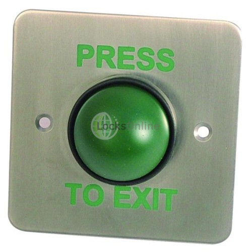 Main photo of Asec Green Dome Exit Button