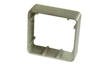 Asec 28mm Aluminium Surface Housing