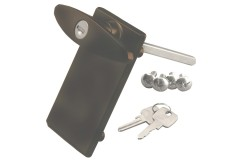 GARADOR 'T' Locking Garage Door Handle