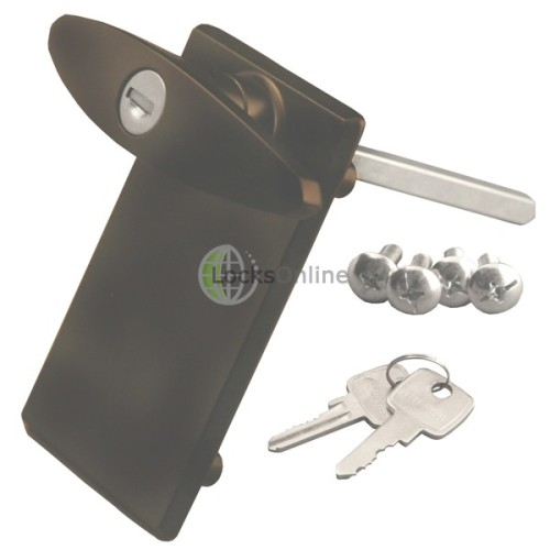 Main photo of GARADOR 'T' Locking Garage Door Handle