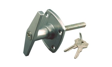 BIRTLEY BIR0020 Easyfix 'T' Locking Garage Door Handle