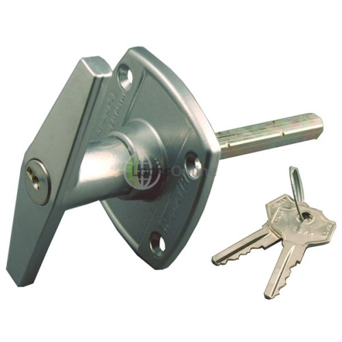 Main photo of BIRTLEY BIR0020 Easyfix 'T' Locking Garage Door Handle