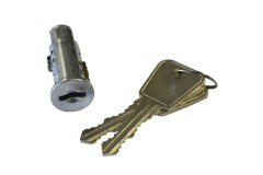 Replacement Garage Lock CARDALE CAR0074 Eurolock Round Barrel