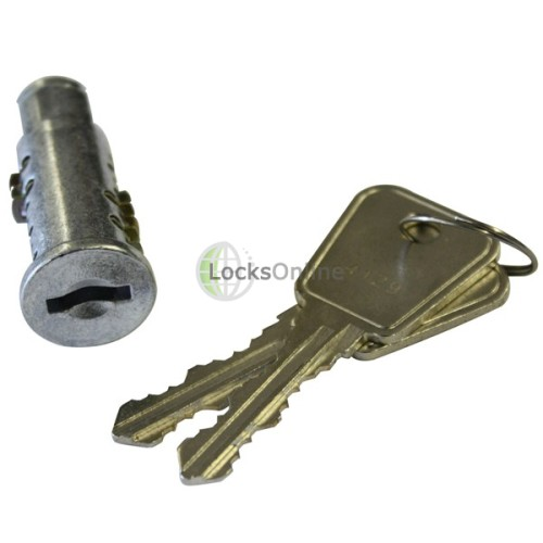 Main photo of Replacement Garage Lock CARDALE CAR0074 Eurolock Round Barrel