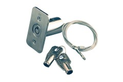 ASEC SWR0430 Garage Door Emergency Release