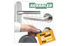 Simons Voss Advanced Audited Smart Card Access Kits