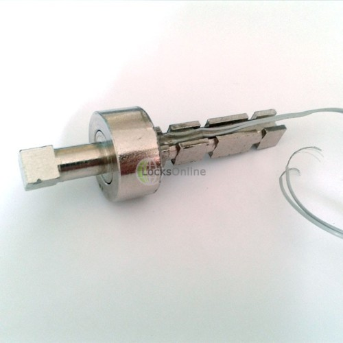 Main photo of Electric Locking 8mm Spindle