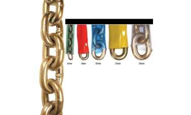 Enfield Through-Hardened Chain