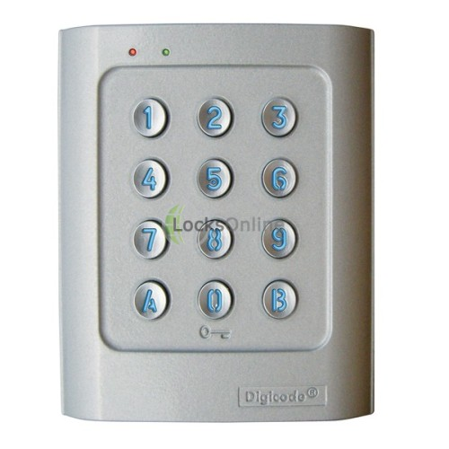 Main photo of LocksOnline DGA Vandal Resistant Digital Keypad