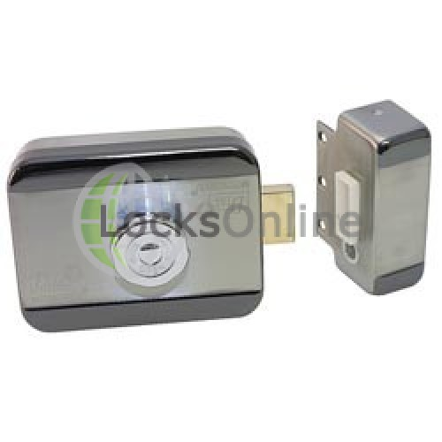 Main photo of Diax MVM Motorized Electric Gate Lock