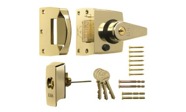 ERA 1830 & 1930 High Security Nightlatch BS3621:2007