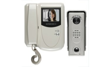 Enterview 4K Mono Video Door Entry System
