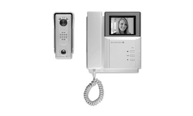 Enterview 5 Black & White Video Entry System