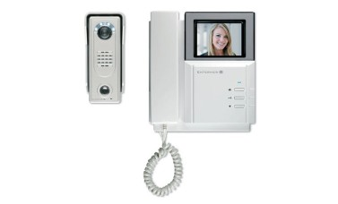 Enterview 5 Colour Video Door Intercom