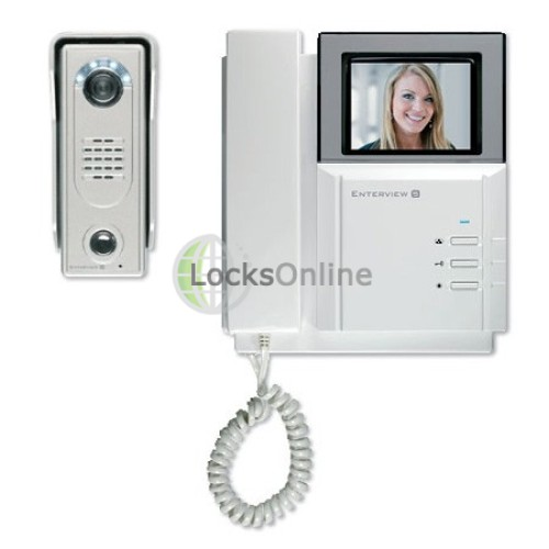 Main photo of Enterview 5 Colour Video Door Intercom