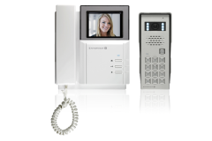 Enterview 5K Colour Video Door Entry System with Keypad