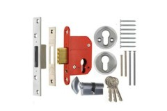 Era British Standard BS8621 Euro Escape Dead Locks