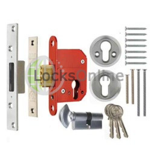 Main photo of Era British Standard BS8621 Euro Escape Dead Locks