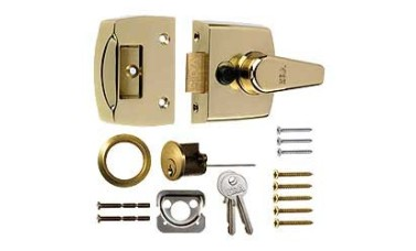 ERA 1630 Rim Standard Night Latch