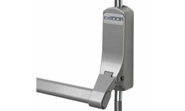 Exidor 294 Push Bar with Standard Shoots