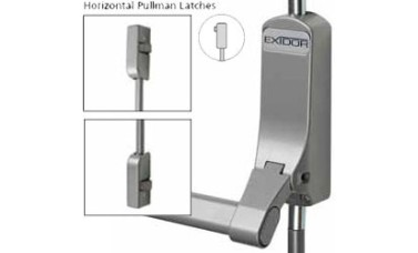 Exidor 308 Single Panic Bolt with Horizontal Latches