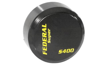 Federal Shackless Round Padlock