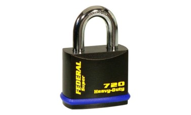 Federal FD 700 Series Master Keyed Padlocks