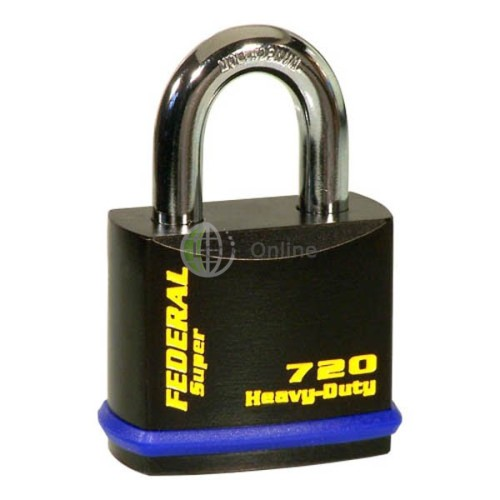 Main photo of Federal FD 700 Series Keyed Alike Padlocks