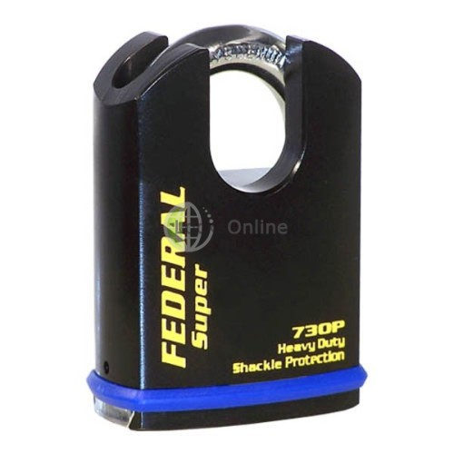 Main photo of Federal Sold Secure Protected 700 Series Padlock