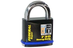 Federal  700 Series Padlock Sold Secure