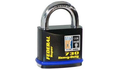 Federal Sold Secure 700 Keyed Alike Padlock