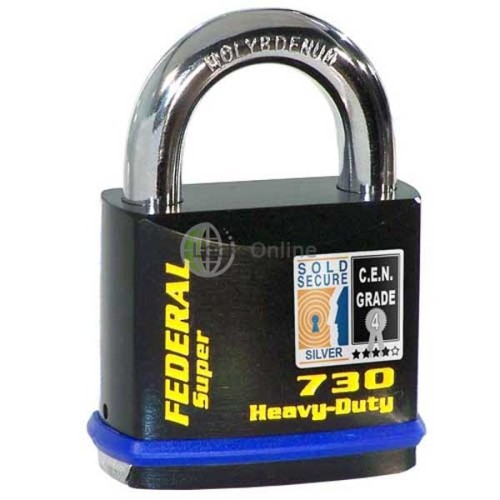 Main photo of Federal  700 Series Padlock Sold Secure