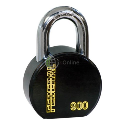 Main photo of Federal Round 900 Series Padlock
