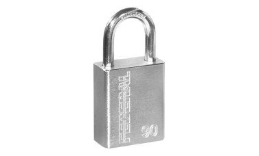Federal 90 Stainless Steel Padlock