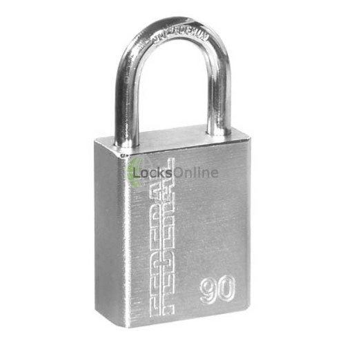 Main photo of Federal 90 Stainless Steel Padlock