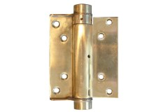 Jedo single action spring hinge